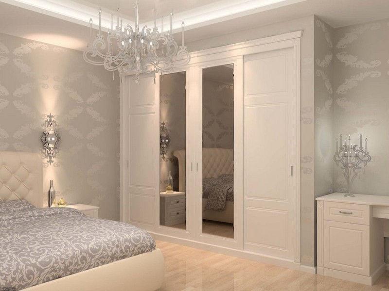 Шкаф в спалню Неоклассика