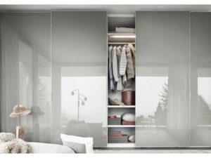 Стильные шкафы в спальню